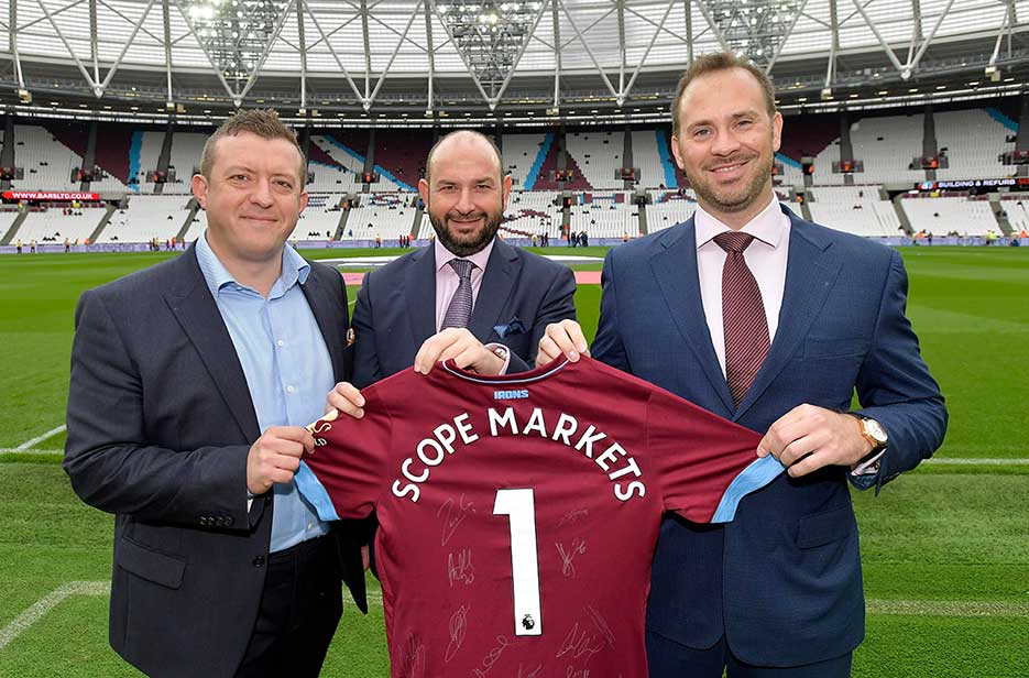 Scope Markets West Ham United Logo